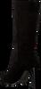 Schwarze NOTRE-V Stiefeletten 27488  - small