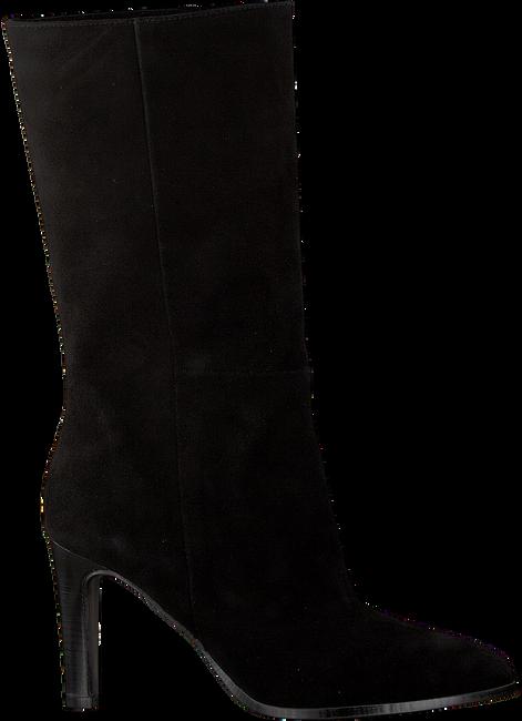 Schwarze NOTRE-V Stiefeletten 27488  - large