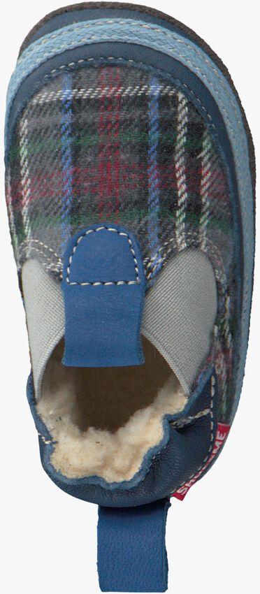 Blaue SHOESME Babyschuhe BS6W400 - larger