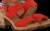 Rote GABOR Sandalen 777.1  - small
