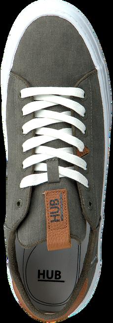 Grüne HUB Sneaker HOOK-M - large