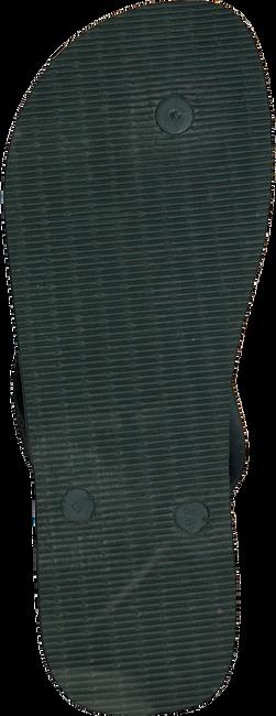 Grüne HAVAIANAS Pantolette BRASIL LOGO  - large