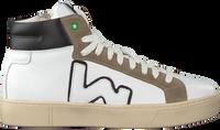 Weiße WOMSH Sneaker high BASK  - medium