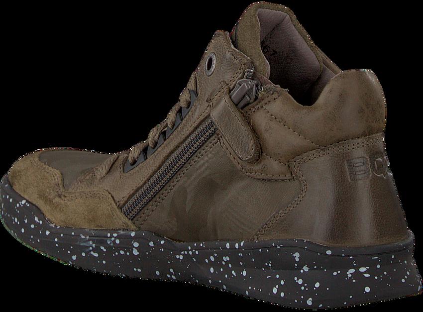 Grüne BRAQEEZ Sneaker THOMAS TERRA - larger