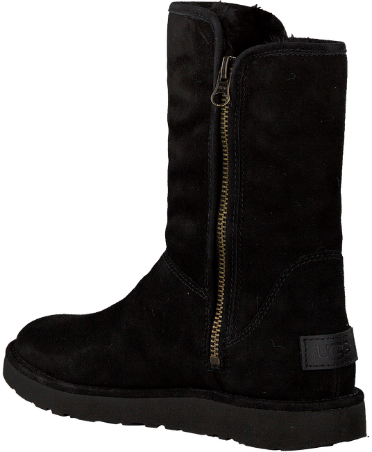 Schwarze UGG Winterstiefel ABREE SHORT II - large