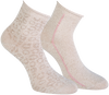 Beige MARCMARCS Socken AMY COTTON 2-PACK  - small