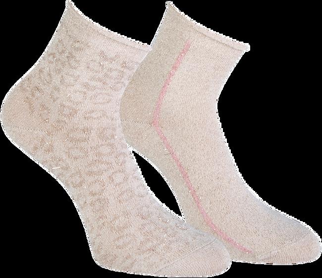 Beige MARCMARCS Socken AMY COTTON 2-PACK  - large