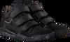 Schwarze BRAQEEZ Sneaker TIM TERRA - small