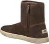 Braune UGG Ankle Boots RYE - small