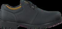 Black PANAMA JACK shoe BASICO  - medium