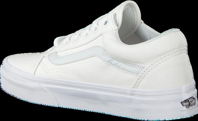 Weiße VANS Sneaker OLD SKOOL WMN - large