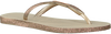 Beige HAVAIANAS Zehentrenner SLIM SPARKLE  - small