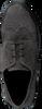 Graue HUNDRED 100 Schnürschuhe M681 - small