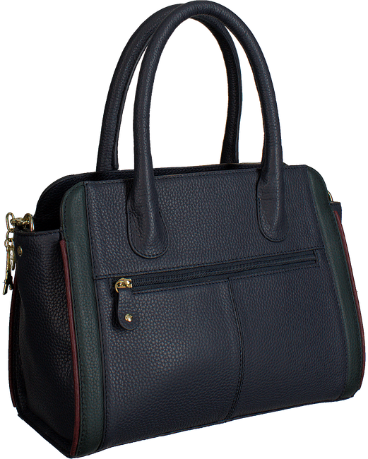 Blaue BY LOULOU Handtasche MEDIUM MONACO - large