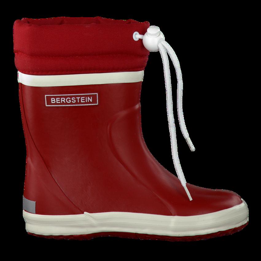Rote BERGSTEIN Gummistiefel WINTERBOOT - larger