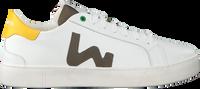 Weiße WOMSH Sneaker low SNIK  - medium