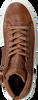 Cognacfarbene GIGA Sneaker 8824 - small