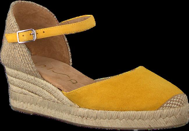 Gelbe UNISA Espadrilles CISCA - large