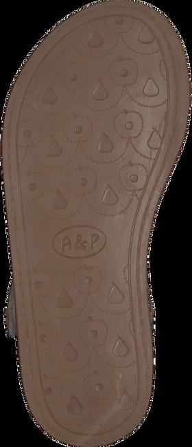 Silberne APPLES & PEARS Sandalen FANNY  - large