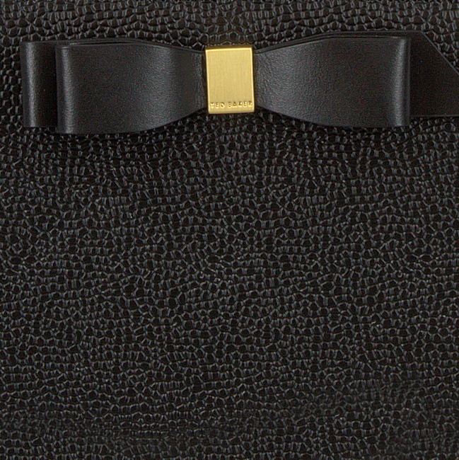 Schwarze TED BAKER Portemonnaie AINE  - large