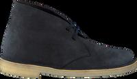 Blaue CLARKS Ankle Boots DESERT BOOT DAMES - medium