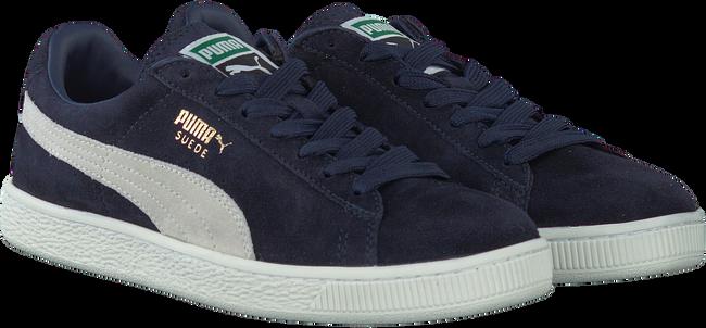 Blaue PUMA Sneaker SUEDE CLASSIC - large