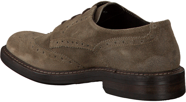 Taupe HUNDRED 100 Schnürschuhe M681 - large