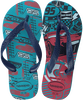 Blue HAVAIANAS shoe CARS  - small
