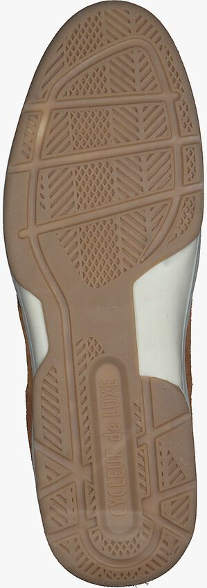 Cognacfarbene CYCLEUR DE LUXE Sneaker CLEVELAND 2  - larger