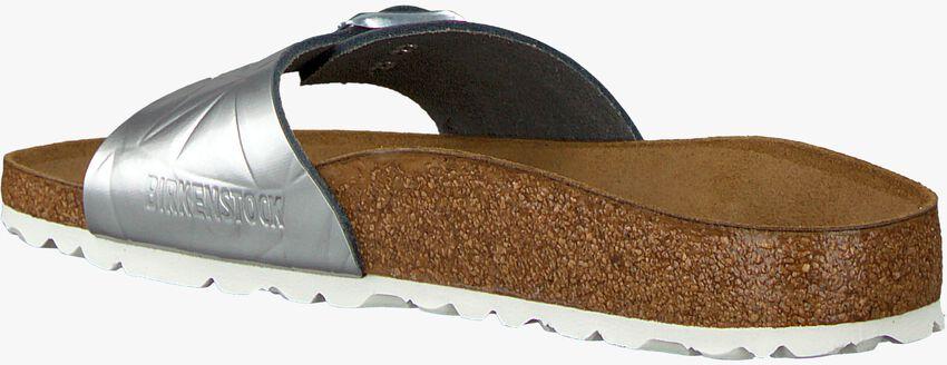 BIRKENSTOCK PAPILLIO Chaussure MADRID SPECTRAL en argent  - larger