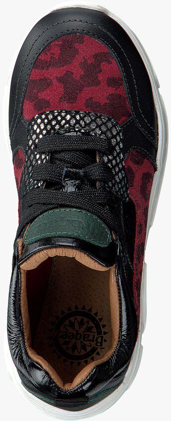 Rote BRAQEEZ Sneaker RENEE RUN  - larger