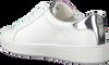 Silberne MICHAEL KORS Sneaker low KEATON LACE UP  - small