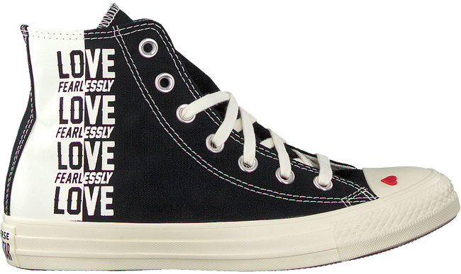 Schwarze CONVERSE Sneaker high CHUCK TAYLOR ALL STAR HI  - large