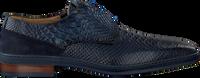 Blaue GIORGIO Business Schuhe 83202  - medium
