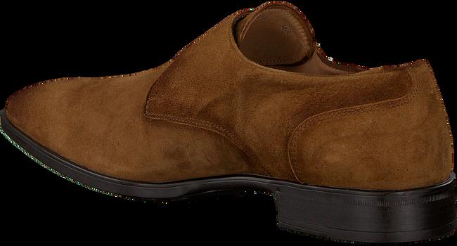 Cognacfarbene MAZZELTOV Business Schuhe 3827  - large