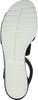 Schwarze GABOR Sandalen 582 - small