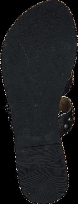 Schwarze LAZAMANI Pantolette 33.683 - large
