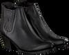 Schwarze SENDRA Chelsea Boots 15841 - small