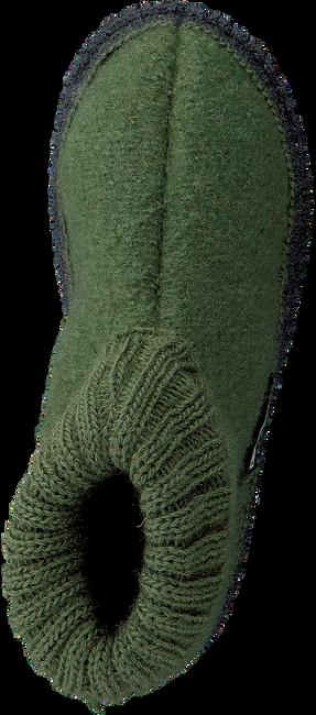 Grüne BERGSTEIN Hausschuhe COZY  - large