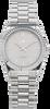 Silberne IKKI Uhr BRONX - small
