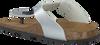 Silberne WARMBAT Zehentrenner 081503 - small