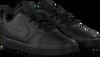 Schwarze NIKE Sneaker low COURT BOROUGH LOW (GS)  - small