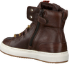 Braune VINGINO Ankle Boots STYN HIGH  - small
