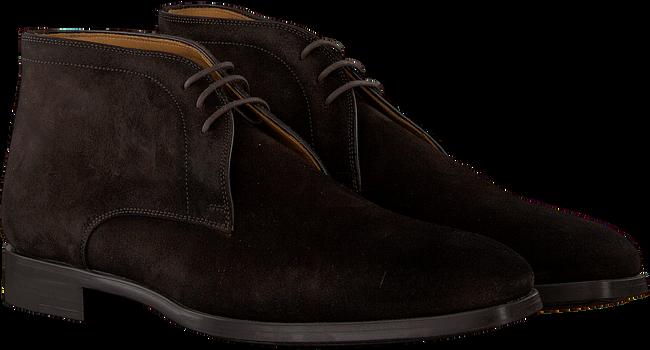 Braune MAGNANNI Business Schuhe 20105  - large
