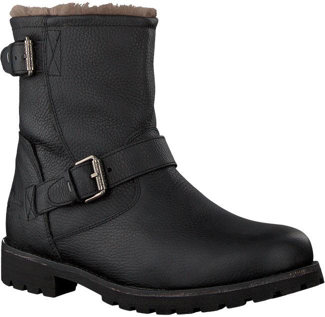 Schwarze PANAMA JACK Ankle Boots FAUST IGLOO C18 - large