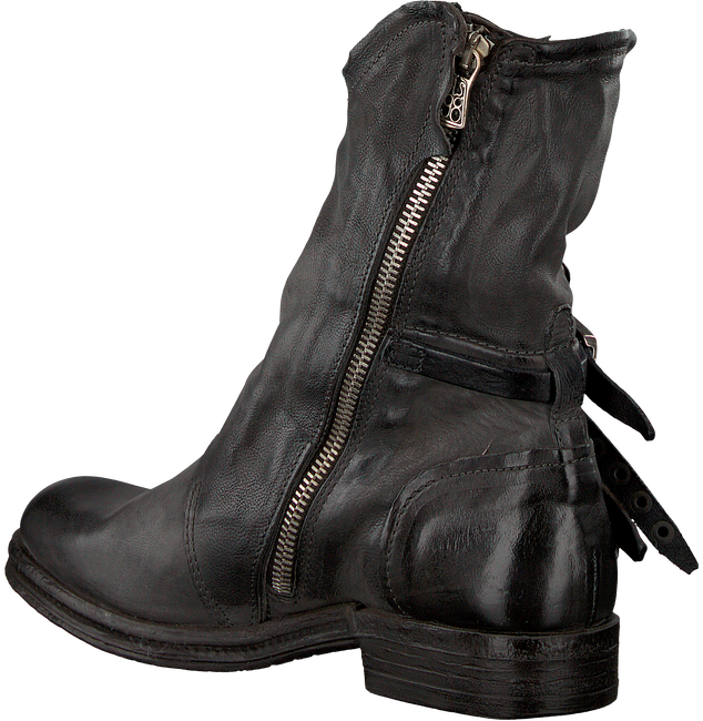 Taupe A.S.98 Biker Boots 207235 SOLE. VERTI OUD FW17 - large
