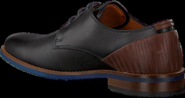 Schwarze VAN LIER Business Schuhe 1915318  - large
