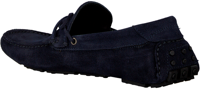 Blaue MAZZELTOV. Loafer 34902  - large