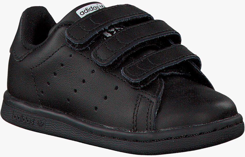 Schwarze ADIDAS Sneaker STAN SMITH CF I - larger