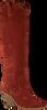 Braune BRONX Hohe Stiefel LOW-KOLE 14188  - small